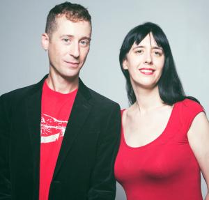 Gordon Beeferman and Charlotte Jackson